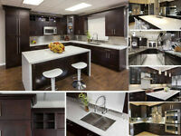Armoires cuisine en bois , Grand promotion de 2199$