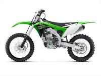 KAWASAKI KXF 250 2017 EFI MX MOTOCROSS BIKE NEW @ RPM OFFROAD