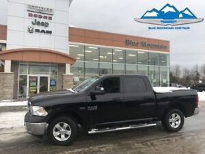 2015 Ram 1500 ST  ACCIDENT FREE, LOCAL TRADE, SAT RADIO