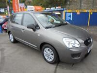2011 61 KIA CARENS 1 1.6 5 SEATER MPV IN GREY # ONE OWNER FULL KIA HISTORY #