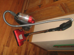 Hoover Multi Cyclonic Hepa Filter Vacuum