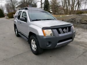 Nissan Xterra OFFROAD edition. NEVER ACCIDENTED.