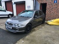 MG ZR 2.0 turbo diesel xpower solid slightly modified swaps for auto estate ? Anything considered