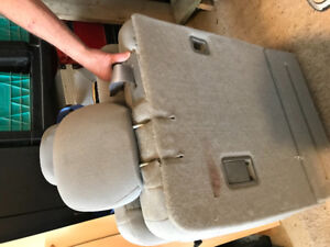 Rear car seat for a 2006 Uplander