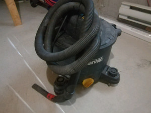 Aspirateur Shopvac mastervac de garage