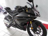 YAMAHA YZF-R125 ABS 125cc Race Replica Learner Legal Sports Bike...