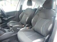 Peugeot 208 ACTIVE E-HDI (silver) 2013