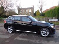 BMW X1 2.0TD ( 141bhp ) Auto 2012MY xDrive18d xLine