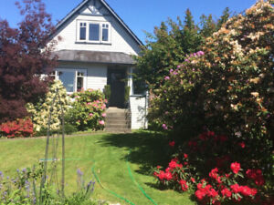 Charming character home available for long term rental