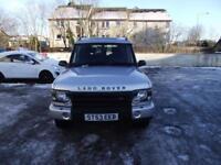 Land Rover Discovery 2.5Td5 ( 7st ) 2004MY Landmark FSH , FRESH MOT.