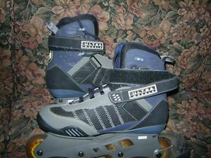 NEW MENS SIZE 10 ROLLER BLADES