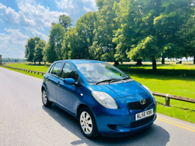 image for TOYOTA YARIS 2006 1.3L 5DR 50K MILES 12 MONTH MOT IDEAL FIRST CAR