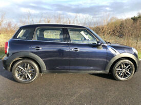 2014 MINI COUNTRYMAN 1.6 TD CHILI PACK COOPER D BUSINESS EDITION