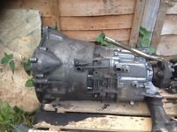 Gear box bmw e46 320d