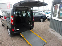 RENAULT KANGOO 1.6 8V EXTREME DISABLED WAV WHEELCHAIR ACCESS FINANCE & PX