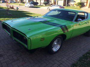 1971 charger 440 4 spd Windsor Region Ontario image 1