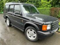 2001 Land Rover Discovery 4.0 i V8 ES 5dr (7 Seats) SUV Petrol Automatic