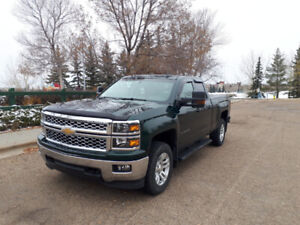 2015 Chevy 1/2 ton built to haul