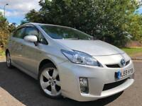 Toyota Prius 1.8 VVT-i Solar Roof Hybrid 1794cc CVT T Spirit