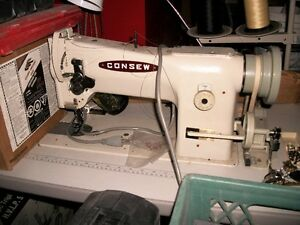 consew commercial sewing machine