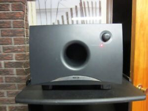 RCA Subwoofer for sale