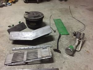 1950's GMC Chevy Pick Up Parts