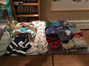Size 24/2 T boys lot