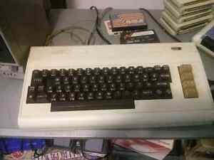 Commodore Vic 20 With Tape Drive & Monitor Model 1702 London Ontario image 2