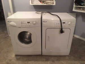 MAYTAG Apartment size washer and dryer for sale