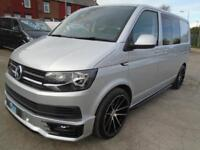Volkswagen Transporter swb t6 highline factory kombi 150 dsg 2016 NOW RESERVED