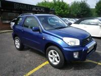 2002 Toyota RAV4 2.0 VVTi NV * EXCELLENT VALUE 4x4 *