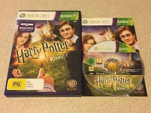 Harry Potter Kinect Xbox 360 Game Wynn Vale Tea Tree Gully Area Preview