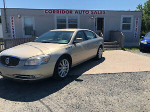 2008 BUICK LUCERNE (1 YEAR WARRANTY INCLUDED IN THE PRICE!)