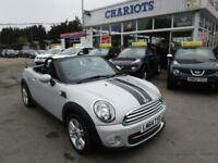 2014 MINI 1.6 Cooper Roadster 2dr