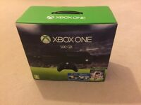 Xbox one 500GB 2016 edition w/ headset and black ops 3