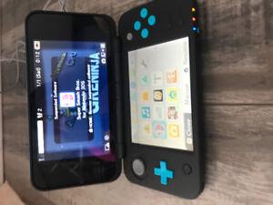 Nintendo 3DS with Super Smash Bros