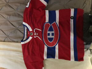 Authentic Addidas #6 Weber Montreal Canadiens Jersey