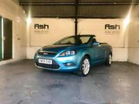 2008 Ford Focus Convertible CC-3 2.0 (143bhp) Auto PX swap
