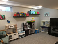 Richmond West Home Daycare (South End) has Spaces