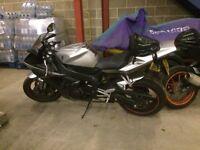 Yamaha r1 2002 £2400