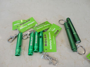 Boleo Personal Safety Alert Whistles & K/C Flashlights $4.00/ea Kitchener / Waterloo Kitchener Area image 6