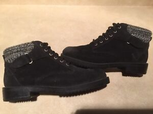 Women's Rugged Outback Leather Boots Size 6.5 London Ontario image 6