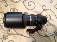Almost Brand New Tamron 150-600mm (Canon EF Mount)