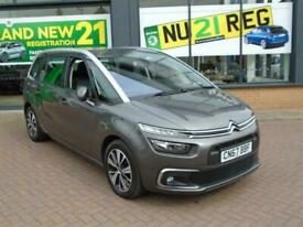 image for 2017 Citroen GRAND C4 PICASSO 1.6 BlueHDi Feel (s/s) 5dr MPV Diesel Manual