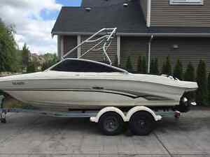 21' Sea Ray Bowrider Only 125 hrs