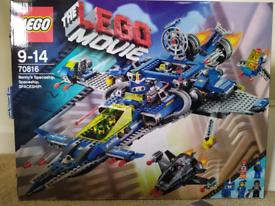 Lego - Lego Movie Benny's Spaceship