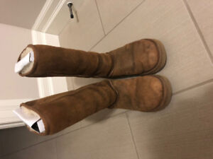 Ugg tall boots, size 7