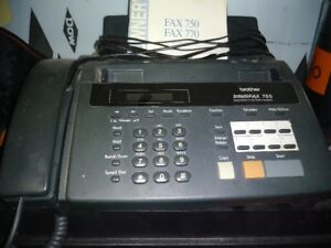 Fax Brother intellifax