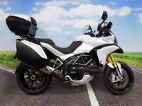 Ducati Multistrada 1200 S Touring 2011