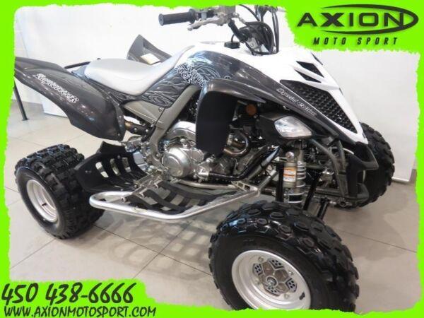 Used 2014 Yamaha RAPTOR 700R SE
